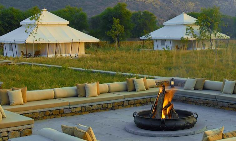Aman-I-Khas Resort, Ranthambore