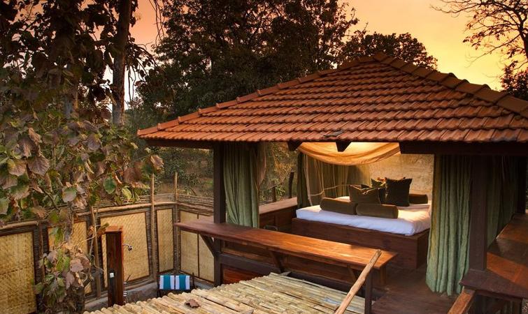 Taj Baghvan Jungle Lodge, Pench