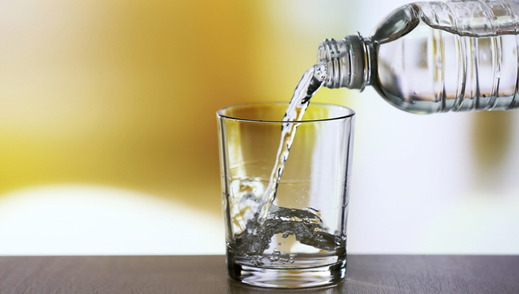 Beware of Drinking Tap Water