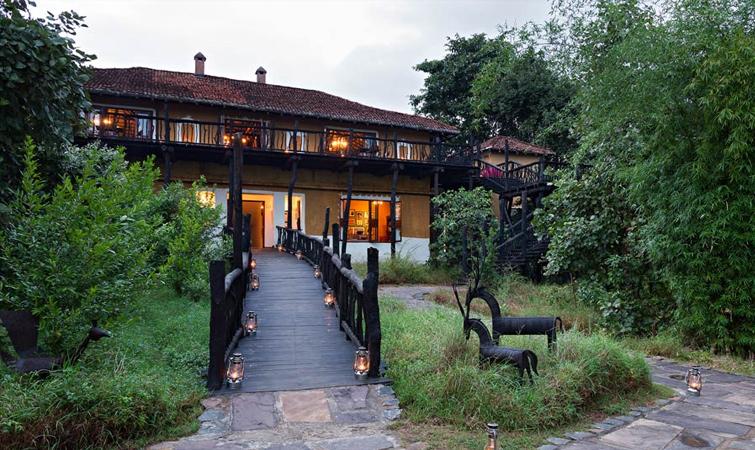 Samode Safari Lodge Bandhavgarh