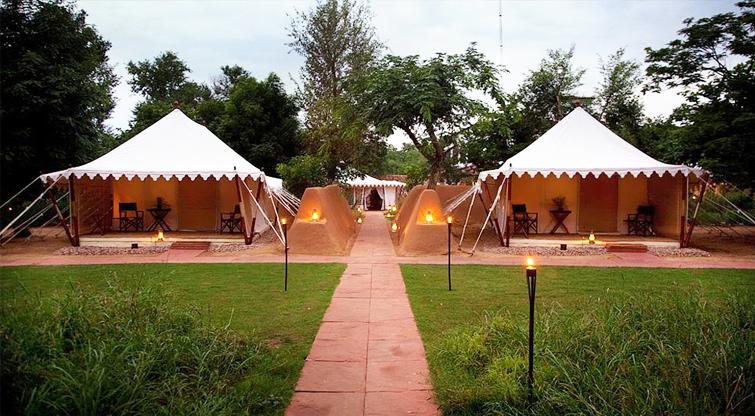 Sher Bagh Resort, Ranthambore