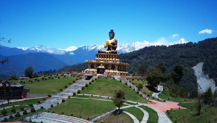 Buddha-Park Rawangla