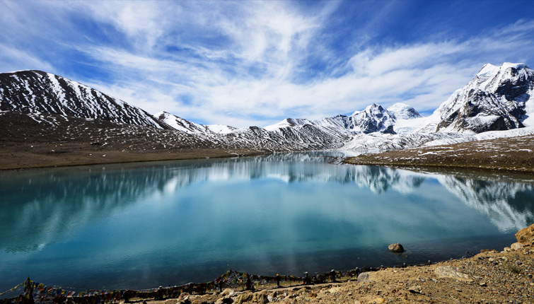 Gurudongmar-Lake