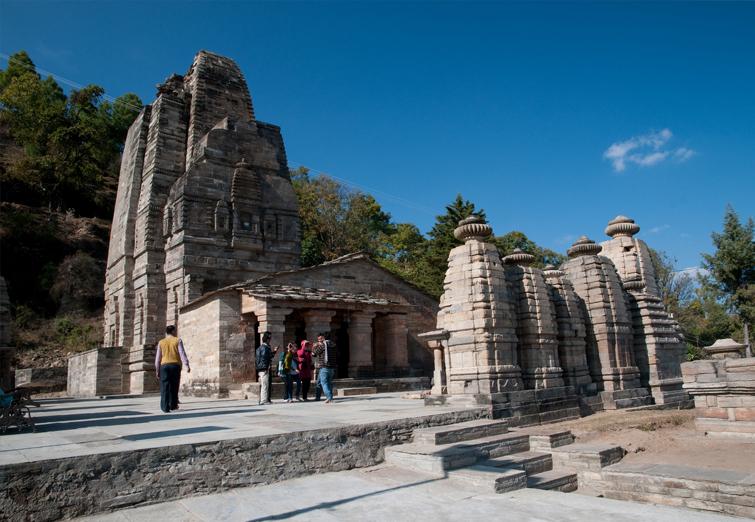 Katarmal Temple Ranikhet