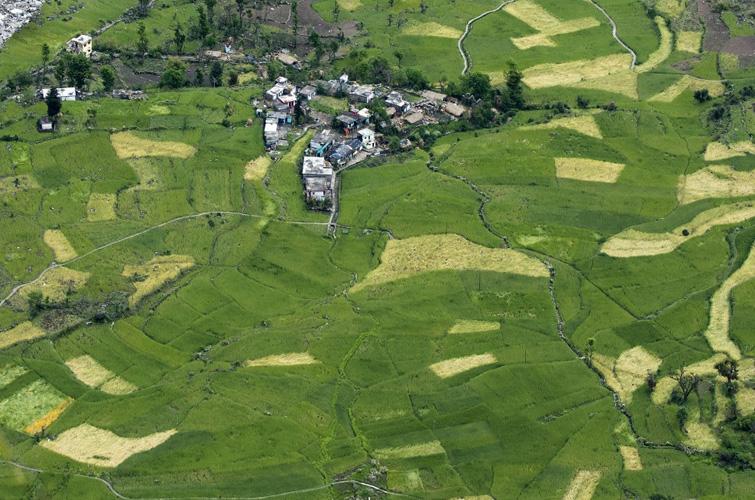 Mandal Village Chamoli