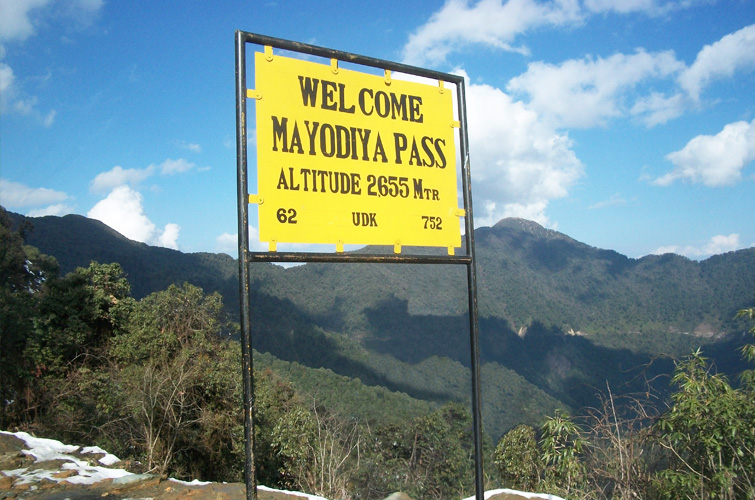 Mayodia Arunachal