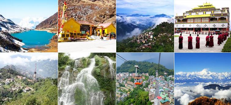 East Sikkim Tourist Places