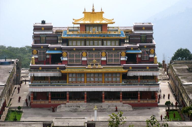 Ralong Monastery South Sikkim