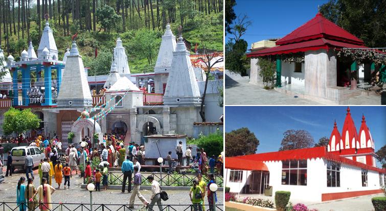 Ranikhet Temples