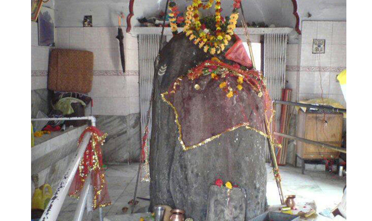 Kathgarh Shiva Temple Kangra