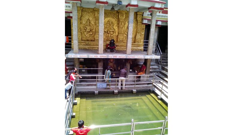 Nandi Theertha Kalyani temple