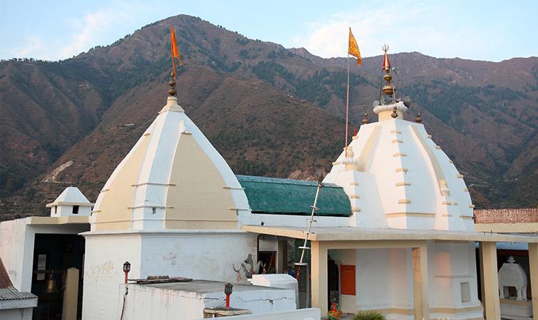 Sudh Mahadev Temple Jammu