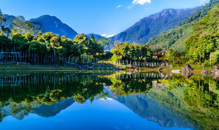 Sikkim Lake