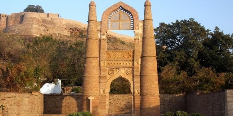 Badal Mahal Gate