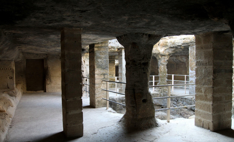 Junagadh Buddhist Cave