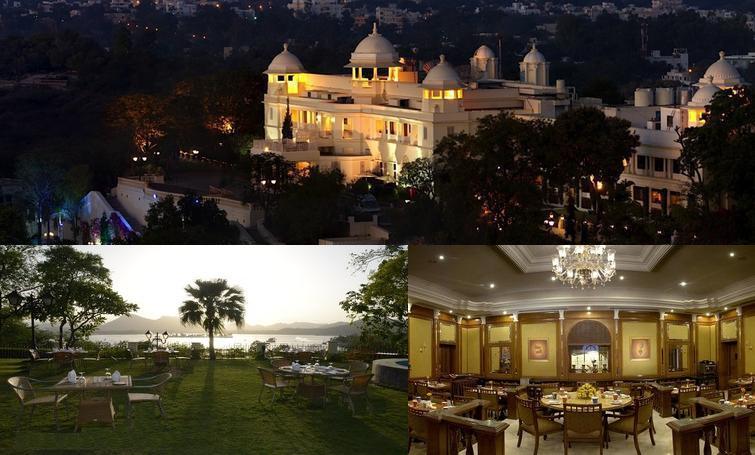 Lalit Laxmi Vilas Palace