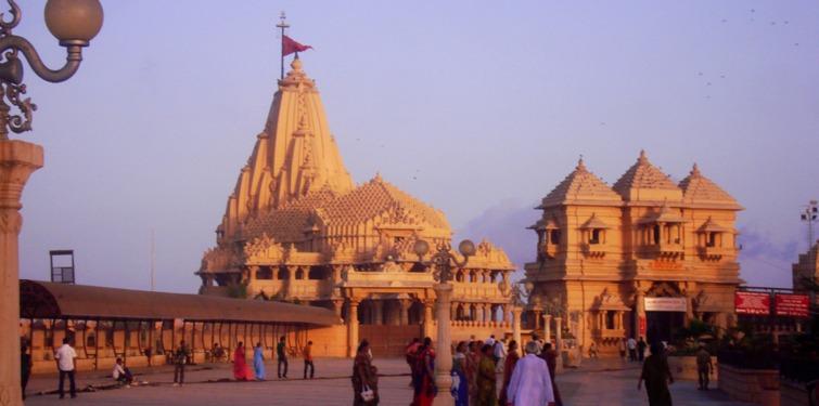 Somnath temple