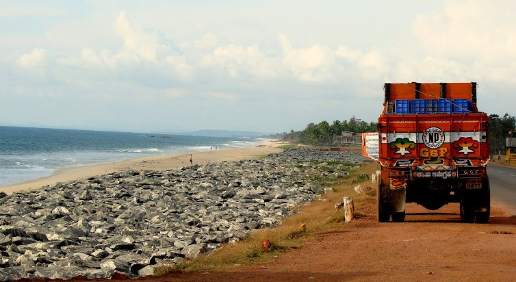 Maravanthe - Trucker's Beach