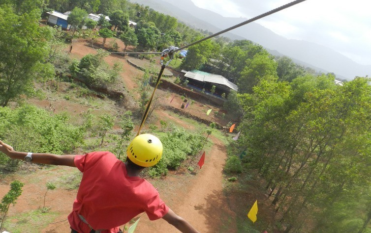 Team Activities at Vangani