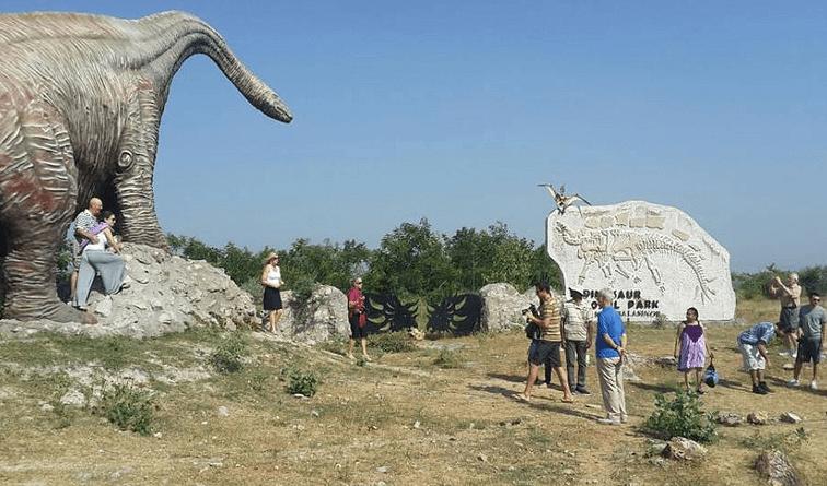 Balasinor Dinosaur Fossil Park