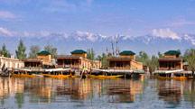Kashmir Houseboat with Pahalgam Tour