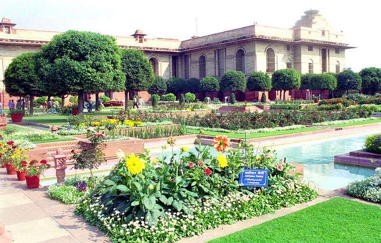 Mughal Gardens Delhi