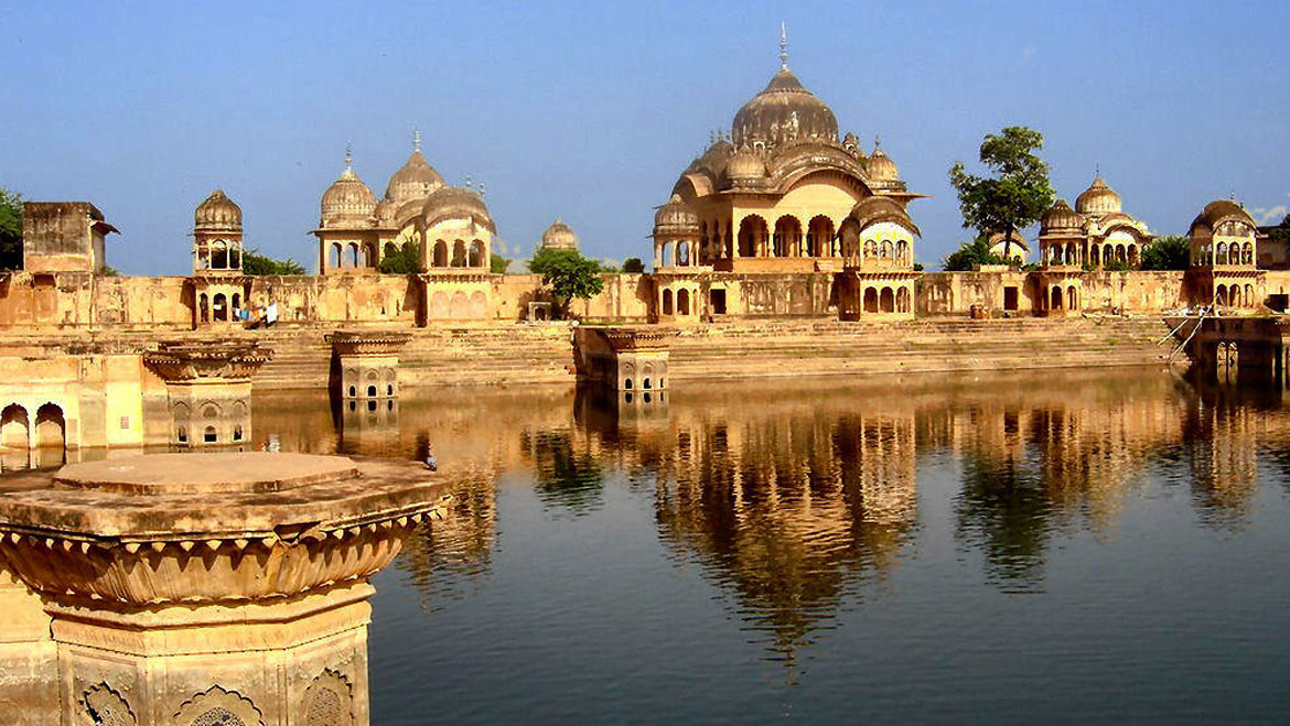End Your Quest for Spirituality at These Sacred Places in India