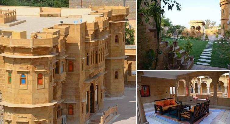The Gulaal, Jaisalmer