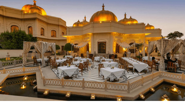 Luxury Getaway: 9 Top Heritage Hotels in Rajasthan