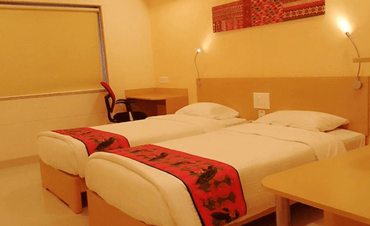 Ginger Hotel in Vapi Gujarat