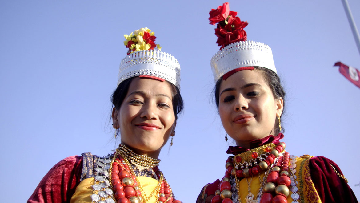 A Place in India Where Women Rule the Roost