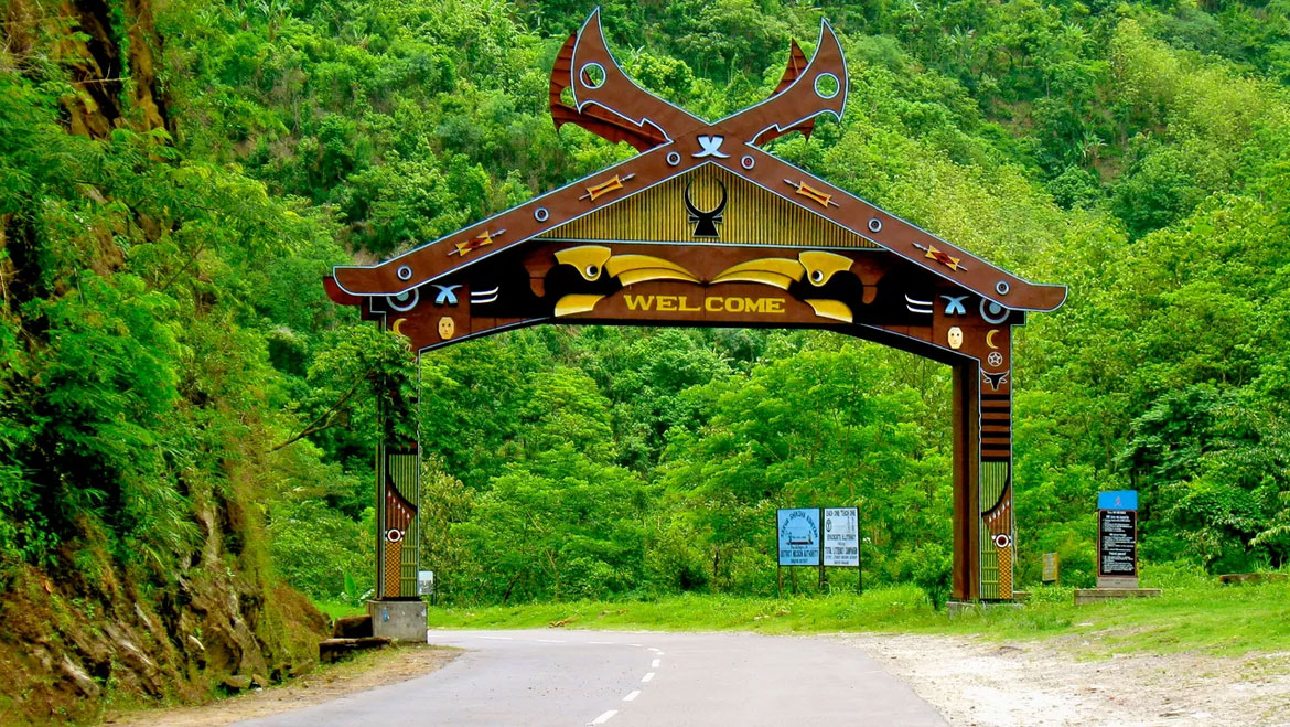 The Picturesque Beauty of the Land of the Nagas