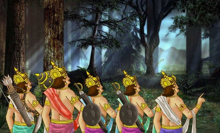 Return of Pandavas