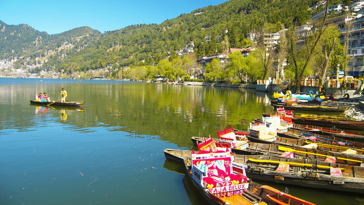 Nainital: Yachting Opens for Public and the Lake Looks More Surreal