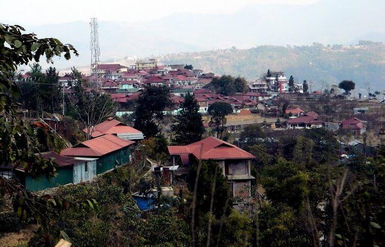 Viswema Village