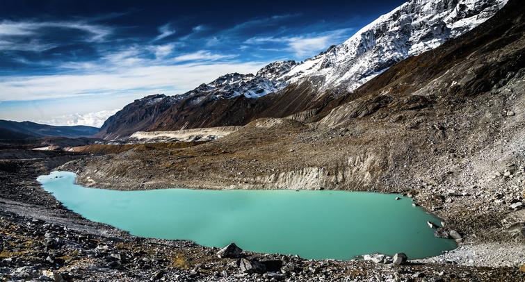 Dzongri - Goecha La Lake Trek