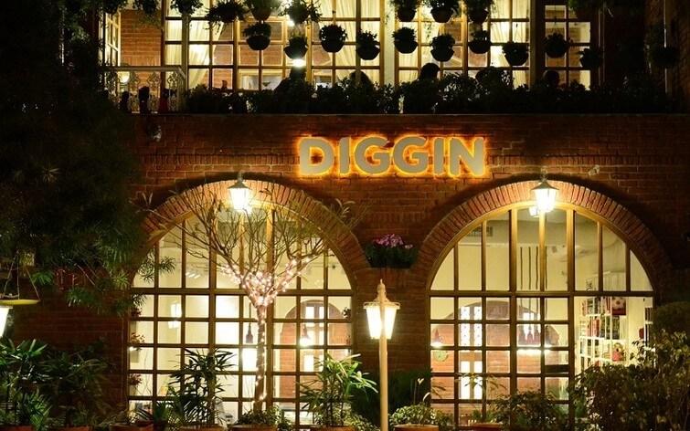 Diggin Café