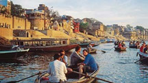 Golden Triangle with Ganges Holiday