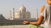 Golden Triangle with Yoga Tour