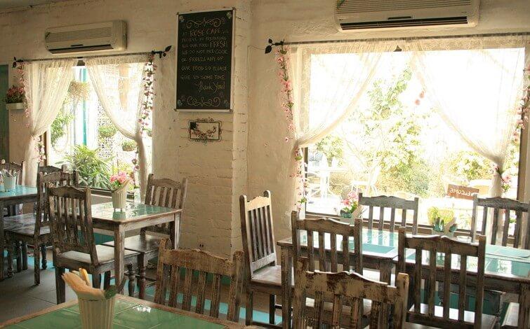 Rose Cafe 1