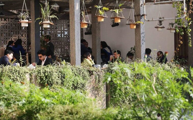 Triveni Terrace Café
