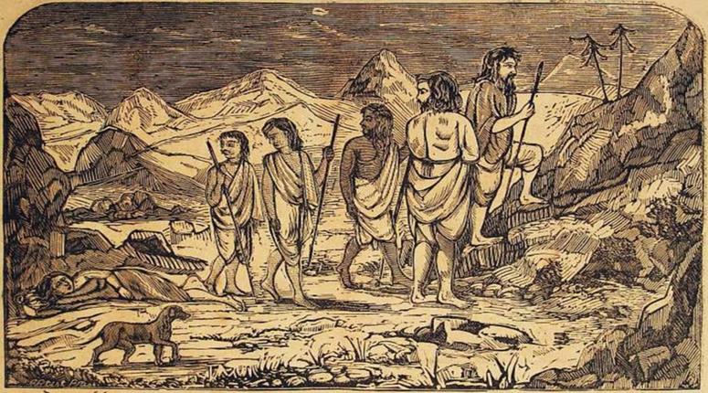Mythological Relevance to Mahabharata
