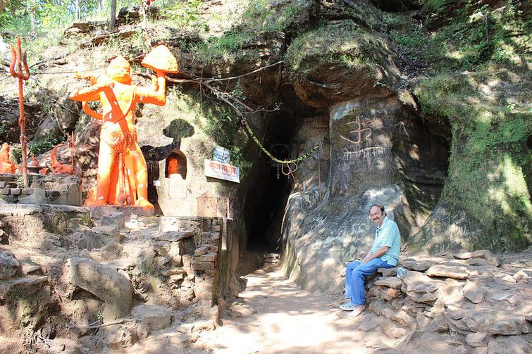 Gupt Mahadev Temple