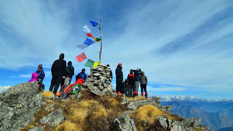 Top 10 Trails in Sikkim for High Altitude Trekking Adventure