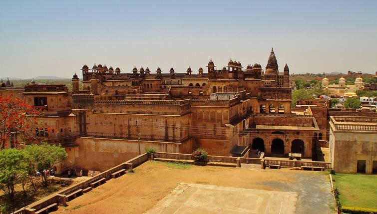Jehangir Mahal Orchha
