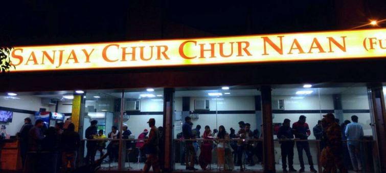 Sanjay Chur Chur Naan Restaurant