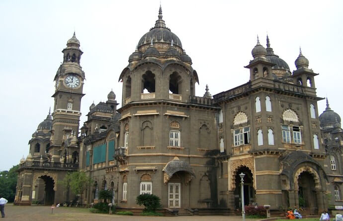 New Palace Museum, Kolhapur