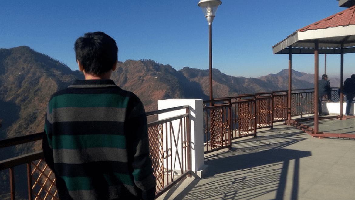 My First Office Trip to Mashobra, Himachal Pradesh