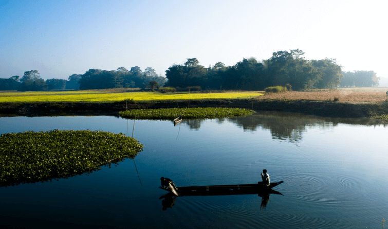 Majuli Lake