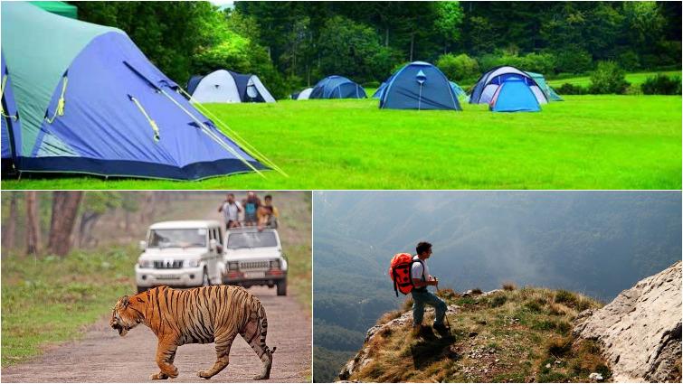 Adventure Hotspots India